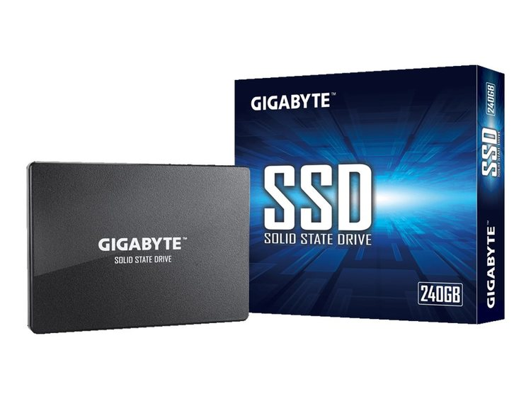 "Gigabyte SSD 240GB 2.5"" SATA-600"