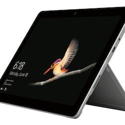 """Microsoft Surface Go - Surfplatta - Pentium Gold 4415Y - 4 GB RAM - 64 GB eMMC - 10"""" - SIlver"""