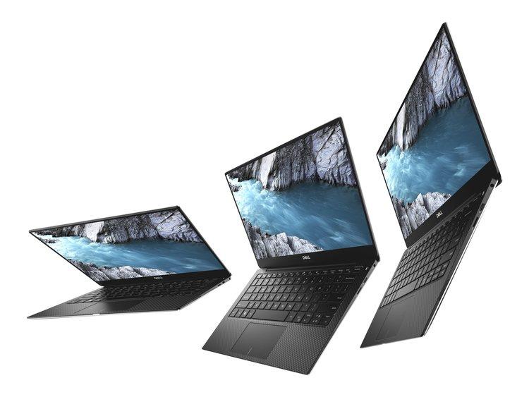"""Dell XPS 13.3"""" I5-8250U 8GB 256GB Intel UHD Graphics 620 Windows 10 Pro 64-bit"""