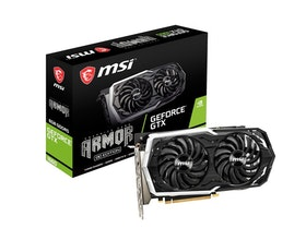 MSI GeForce GTX 1660 ARMOR 6G OC