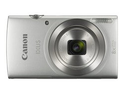 Canon IXUS 185 - Digitalkamera - 8x optisk zoom - silver