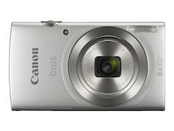 Canon IXUS 185 - Digitalkamera - 8x optisk zoom - silver