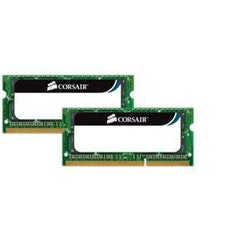 CORSAIR Value Select DDR3 16GB kit 1333MHz CL9 SO-DIMM 204-PIN