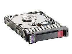 HP 600GB 6G SAS 10K 2.5in HDD