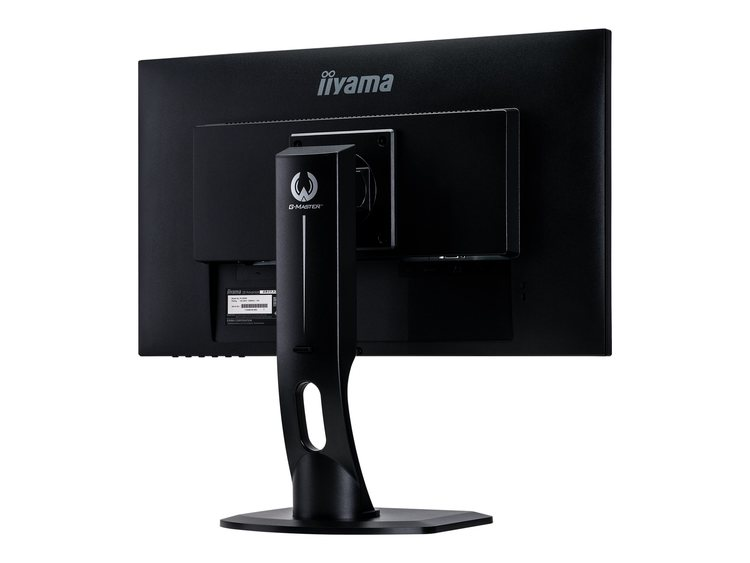 "iiyama G-MASTER Black Hawk GB2530HSU-B1 24.5"" 1920 x 1080 VGA (HD-15) HDMI DisplayPort 75Hz Pivot Skärm"