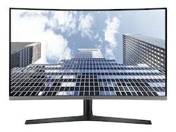 """Samsung CH80 Series C27H800FCU 27"""" 1920 x 1080 HDMI DisplayPort USB-C 60Hz Pivot Skärm"""