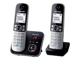 Panasonic KX-TG6822 Svart