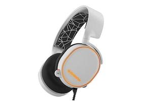 SteelSeries Arctis 5 Kabling vit Headset