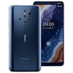 Nokia 9 PureView 128 GB Dual-SIM Blå Android One