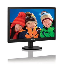 "Philips V-line 193V5LSB2 18.5"" 1366 x 768 VGA (HD-15) 60Hz"