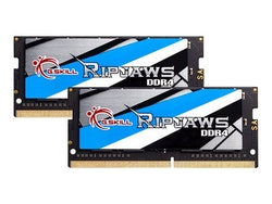 G.Skill Ripjaws DDR4 32GB kit 2400MHz CL16 SO-DIMM 260-PIN