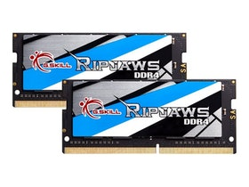 G.Skill Ripjaws DDR4 32GB kit 2400MHz CL16 SO-DIMM 260-PIN