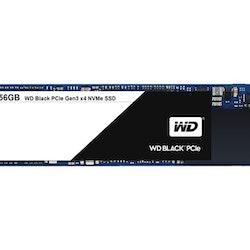 WD Black PCIe SSD WDS256G1X0C 256GB M.2