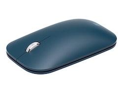Microsoft Surface Mobile Mouse - Mus - optisk -  trådlös - koboltblå