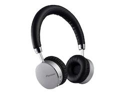 Pioneer SE-MJ561BT - Headset - trådlös - silver