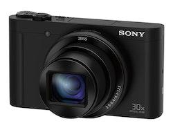 Sony Cyber-shot DSC-WX500 18.2Megapixel - Digitalkamera - Svart