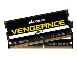 CORSAIR Vengeance DDR4 32GB kit 2400MHz CL16 SO-DIMM 260-PIN