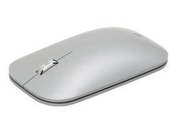 Microsoft Surface Mobile Mouse - Mus - optisk -  trådlös - platina