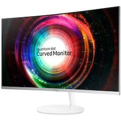 """Samsung CH71 Series C32H711QEU 32"""" 2560 x 1440 HDMI Mini DisplayPort 60Hz"""