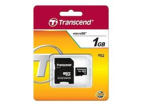 Transcend microSD 1GB