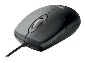 Trust Optical Mouse Optisk Kabling