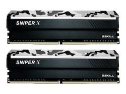G.Skill SNIPER X Series DDR4 16GB kit 3000MHz CL16