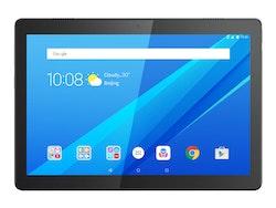 """Lenovo Tab M10 ZA48 10.1"""" 16GB Svart Android 8.0 (Oreo)"""