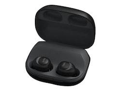 Havit i93 - Hörlurar med mikrofon - trådlös - svart
