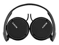 Sony MDR-ZX110 - Hörlurar - svart