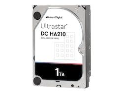 """WD Ultrastar DC HA210 Harddisk HUS722T1TALA604 1TB 3.5"""" SATA-600 7200rpm"""