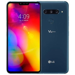 LG V40 ThinQ 128GB - Moroccan Blue