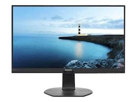 """Philips Brilliance B-line 272B7QPJEB 27"""" 2560 x 1440 VGA (HD-15) HDMI DisplayPort 60Hz Pivot skärm"""