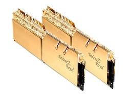 G.Skill Trident Z Royal Series DDR4 16GB kit 3200MHz CL16
