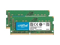 Crucial DDR4 32GB kit 2400MHz CL17 SO-DIMM 260-PIN