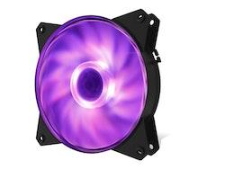 Cooler Master MasterFan MF121L RGB - Lådfläkt - 120 mm - RGB