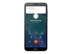 "Huawei Y5 2018 5.45"" 16GB 4G Svart"