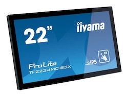 "iiyama ProLite TF2234MC-B5X 21.5"" 1920 x 1080 VGA (HD-15) HDMI DisplayPort"