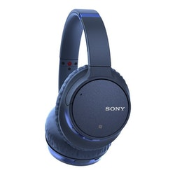 Sony WH-CH700N - Hörlurar med mikrofon - blå