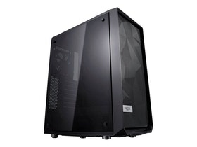Fractal Design Meshify C - Dark TG - Miditower - ATX -  svart