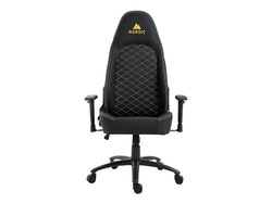 Nordic Executive Assistant Chair Black