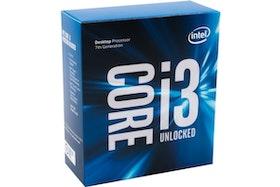 Intel CPU Core I3-7350K 4.2GHz Dual-Core LGA1151 - Box (utan kylare) - Kaby Lake