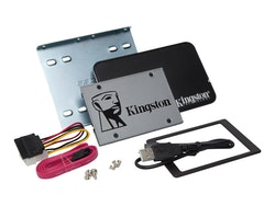 "Kingston SSD UV500 Desktop/Notebook upgrade kit 480GB 2.5"" SATA-600"