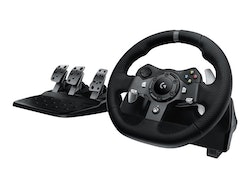 Logitech G920 Driving Force Svart