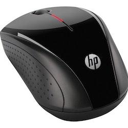HP X3000 Optisk Trådlös Svart Grå