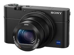 Sony Cyber-shot DSC-RX100 IV 20.1Megapixel Svart Digitalkamera