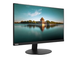 "Lenovo ThinkVision T24i-10 23.8"" 1920 x 1080 VGA (HD-15) HDMI DisplayPort 60Hz Pivot Skärm"