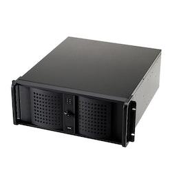 FANTEC TCG-4800X07-1- ATX - inget nätaggregat - svart