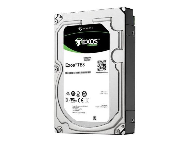 "Seagate Enterprise Capacity 3.5 HDD Harddisk ST8000NM0075 8TB 3.5"" SAS 3 7200rpm"
