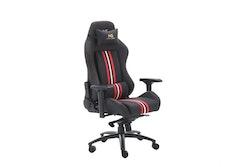 Nordic Gaming Gold Premium Gaming Chair Black w/ Stripes
