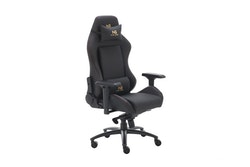 Nordic Gaming Gold Premium Gamer Stol Black